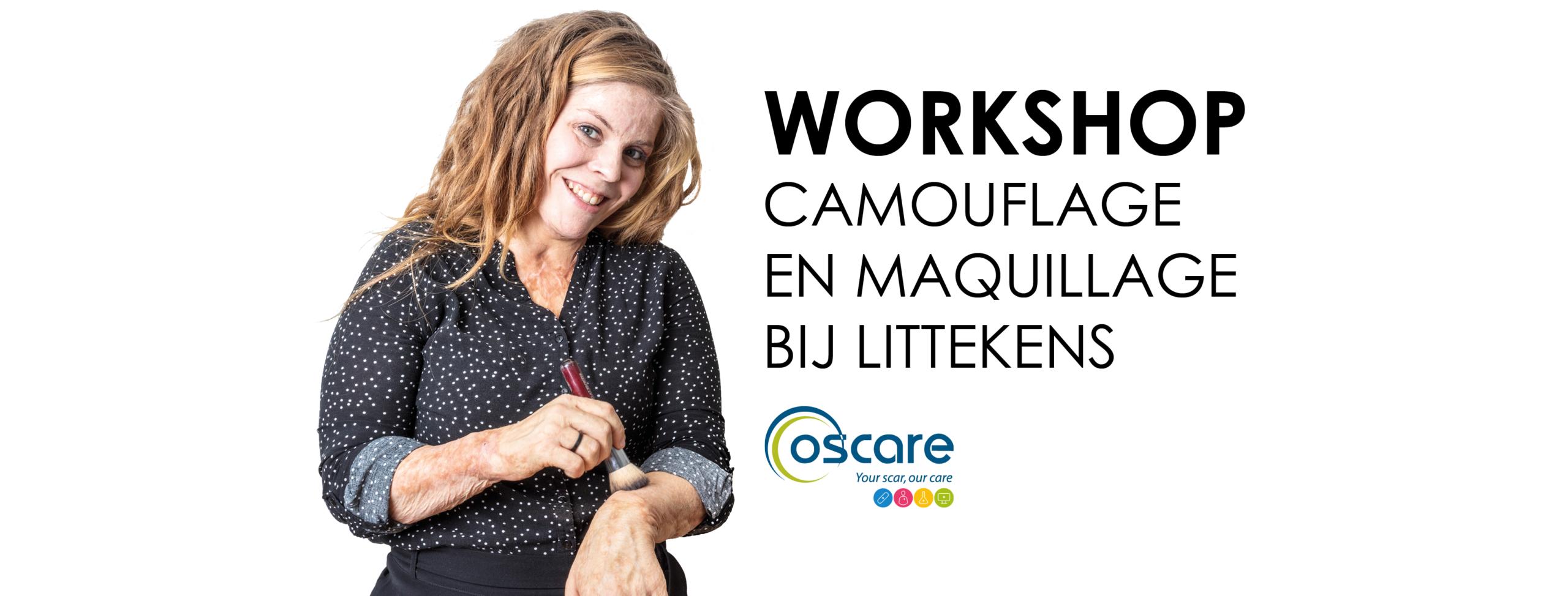 Workshop maquillage